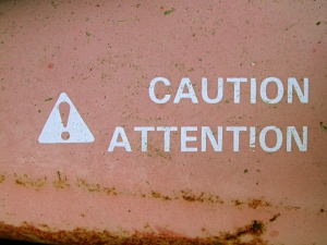 cautionsign